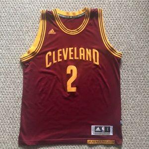 Kyrie Irving Cleveland jersey ..